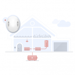 Програмируем термостатен контролер BBoil RF с безжичен сензор