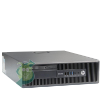 Компютър HP EliteDesk 705 G1 SFF с процесор AMD A8 6500B 3500Mhz 4MB, 4096MB DDR3, 500 GB SATA, гаранция 12м и Windows 10 Home