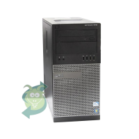 Компютър  DELL OptiPlex 7010 с процесор Intel Core i3 3240 3400Mhz 3MB, 4096MB DDR3, 250 GB SATA, гаранция 12м и Windows 10 Home