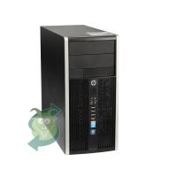Компютър HP Compaq 6300 Pro MT с процесор Intel Pentium G2020 2900Mhz 3MB, 4096MB DDR3, HDD 500 GB, гаранция 12м и Windows 10 Home