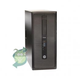 Компютър HP ProDesk 600 G1 Tower с процесор Intel Pentium G3220 3000MHz 3MB, 4096MB DDR3, 500 GB SATA