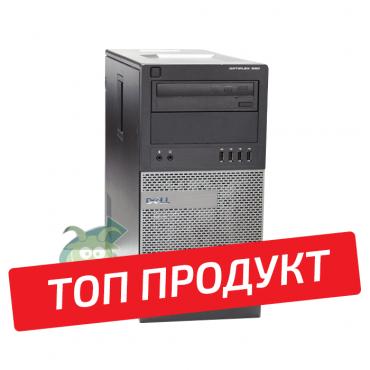 Компютър DELL OptiPlex 990 с процесор Intel Core i5 2500 3300Mhz 6MB, 8192MB DDR3, 250 GB SATA