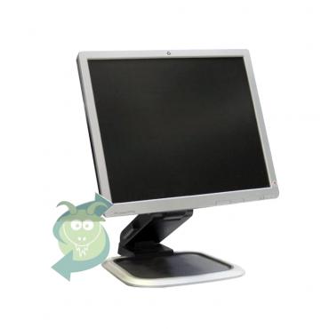 "Монитор HP Compaq LA1951g, 19"", 250 cd/m2, 1000:1, 1280x1024 SXGA 5:4, Silver/Black, USB Hub"