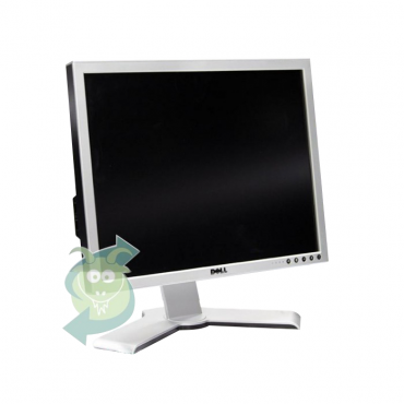 "Монитор DELL 1908FP V2, 19"", 300 cd/m2, 800:1, 1280x1024 SXGA 5:4, Silver/Black, USB Hub"