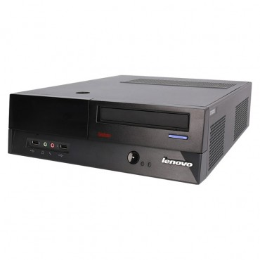 Компютър Lenovo ThinkCentre A62 с процесор AMD Athlon 64 X2 5200B 2700Mhz 1MB, 8192MB DDR2, 240 GB SSD