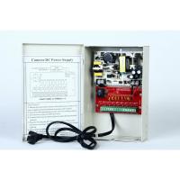 Захранващ блок12VDC4A с 8 индивидуални изхода, W12VDC 8P/4A