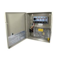 Захранващ блок 12VDC 5A, 4 индивидуални изхода, W12VDC 4P/5A