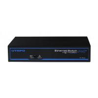 Неуправляем PoE switch за видеонаблюдение, 8 PoE порта