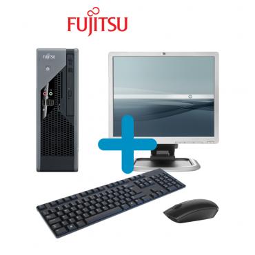 FUJITSU ESPRIMO C5731 + LG E1910PM-SN + мишка + клавиатура