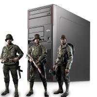 Геймърски компютър Fujitsu Celsius W420 с процесор Intel Core i7 3770 3400Mhz 8MB, 8192MB DDR3, 180GB SSD+500GB HDD, nVidia GTX1050Ti StormX 4096MB
