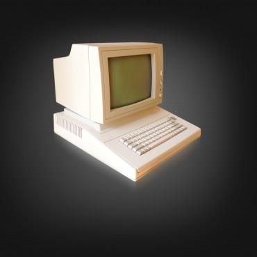Персонален компютър Правец 8C + РОБКО 01