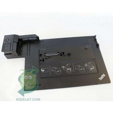 Докинг станция за лаптоп Lenovo ThinkPad L412, L512, L420, L520, T400s, T410, T410i, T410si, T420, T420s, T510, T510i, T520, X220