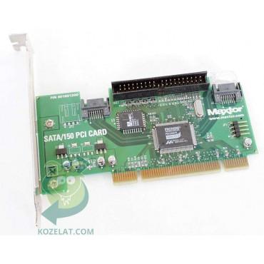 PCI контролер за компютър Matrox SATA/150 Adapter