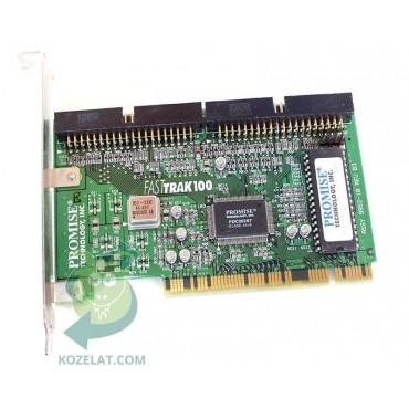 PCI контролер за компютър Различни марки Promise FastTrak 100