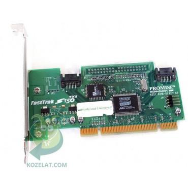PCI контролер за компютър Различни марки Promise FastTrak S150