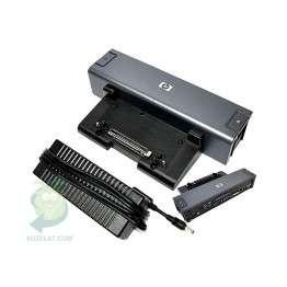 Докинг станция за лаптоп HP Compaq 6510b 6515b 6530b 6535b 6710b 6715b 6720s 6720t 6730b 6735b 6910p 8510p 8710p 8710w nc4200 nc6320 nc8430 nw8440 nw9440 nx6325 nx7400 nx8220 nx9420 tc4200 tc4400; EliteBook 6930p 8530p 8530w 8730w