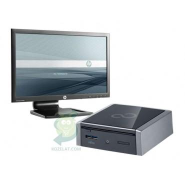 """HP Compaq LA2006x 20"""" + Fujitsu Esprimo Q900"""