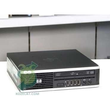 Компютър HP Compaq Elite 8000USDT с процесор Intel Core 2 Duo E8400 3000Mhz 6MB, 4096MB DDR3, 160 GB