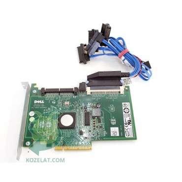 PCI контролер за компютър DELL UCS-61 SAS 6i