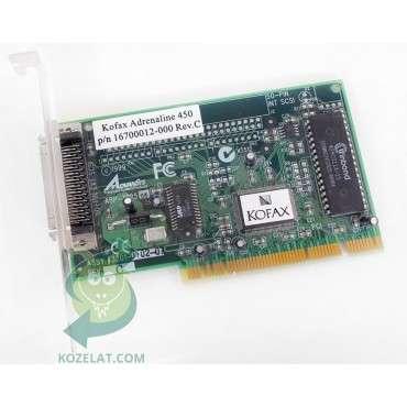 PCI контролер за компютър Kofax Adrenaline 450