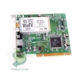 PCI контролер за компютър Hauppage WinTV 34519