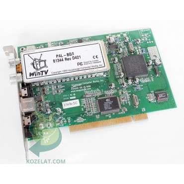 PCI контролер за компютър Hauppage WinTV 61344