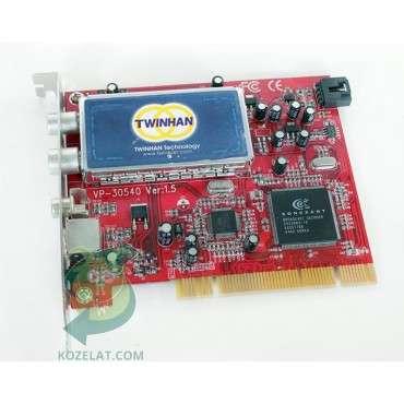 PCI контролер за компютър Twinhan VP 30540