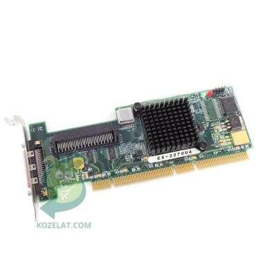 PCI контролер за компютър Exsys EX-2270U4