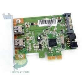 PCI контролер за компютър Различни марки 2x Firewire