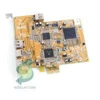PCI контролер за компютър Различни марки 3x Firewire