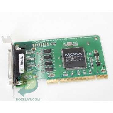 PCI контролер за компютър Moxa CP-104UL