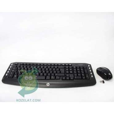 Клавиатура HP Wireless Classic Desktop Keyboard and Mouse
