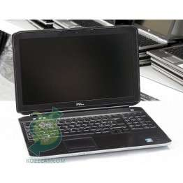 "Лаптоп DELL Latitude E5530 с процесор Intel Core i5 3340M 2700Mhz 3MB, 15.6"" Full HD, 4GB DDR3, 320 GB"