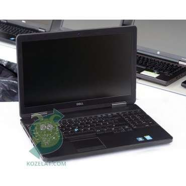 "Лаптоп DELL Latitude E5540 с процесор Intel Core i5 4210U 1700Mhz 3MB, 15.6"" Full HD, 4096MB, 500 GB"
