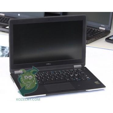 """Лаптоп DELL Latitude E7270 с процесор Intel Core i5, 6300U 2400MHz 3MB, 12.5"""", 8192MB DDR4, 128 GB M.2 SSD, 1366x768 WXGA LED 16:9, HDMI"""