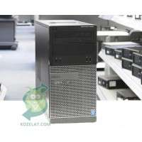 Компютър DELL OptiPlex 3020 с процесор Intel Core i3 4130 3400MHz 3MB, 4096MB DDR3, 500 GB SATA, гаранция 12м и Windows 10 Home