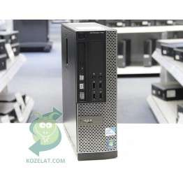 Компютър DELL OptiPlex 790 с процесор Intel Core i5 2400 3100Mhz 6MB, 4096MB DDR3, 250 GB SATA