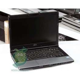 "Лаптоп Fujitsu LifeBook S782 с процесор Intel Core i5 3340M 2700Mhz 3MB, 14"", 4096MB DDR3L, 320 GB"