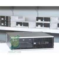 HP Compaq 6005 Pro SFF, AMD Phenom II X3, B75 3000Mhz 6MB, 4096MB DDR3, 250 GB  SATA, Slim Desktop