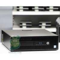 Компютър HP EliteDesk 800 G2 SFF с процесор Intel Core i5 6500 3200MHz 6MB, 8192MB DDR4, 128 GB 2.5 Inch SSD,  Intel HD Graphics 530