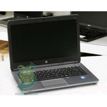 "Лаптоп HP ProBook 640 G1 с процесор  Intel Core i5 4210M 2600MHz 3MB 4096MB So-Dimm DDR3L 128 GB 2.5 Inch SSD 14"" 1600x900 WSXGA 16:9"