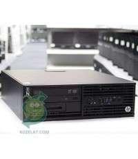 Компютър HP Workstation Z230SFF с процесор Intel Xeon Quad Core E3 1225 v3 3200Mhz 8MB, 8192MB DDR3, 500 GB