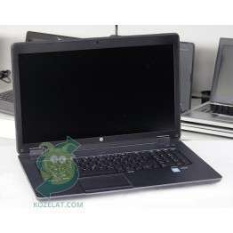 "Работна станция HP ZBook 17 G1, RAM 16GB So-Dimm DDR3L, CPU Intel Core i7 4800MQ 2700Mhz 6MB, HDD 256 GB 2.5 Inch SSD, Display 17.3"", 1600x900 WSXGA 16:9"