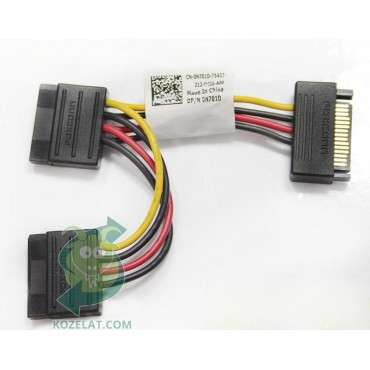 Кабел/преходник DELL SATA Power Connector Splitter Cable 3.75