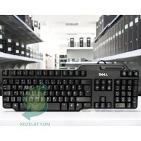 Клавиатура DELL SK-3205, SmartCard SWE Keyboard,Black