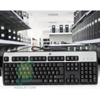 Клавиатура HP DT528A, NOR Windows 8 Compatible Keyboard,Silver/Black