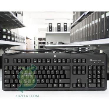 Клавиатура HP SK-2027, SmartCard CCID German Keyboard,Black
