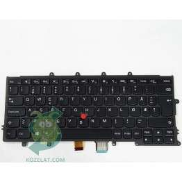 Клавиатурa за лаптоп Lenovo ThinkPad X230s X240 X240s X250 X260