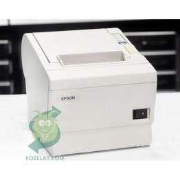 Кухненски принтер Epson TM-T88III White