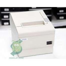 Кухненски принтер Epson TM-T88IV White
